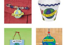 Earth Day Thematic Unit - Earth Day Unit of Study / by Dee Newhall