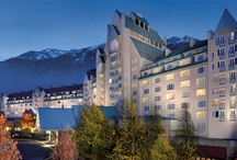 Fairmont Chateau Whistler / The Fairmont Chateau Whistler has been Whistler's landmark hotel since opening its doors in 1989. Nestled at the base of breathtaking Blackcomb Mountain, the Chateau Whistler is just a five-minute walk from the village of Whistler, and 75-miles from Vancouver along the scenic Sea to Sky Highway, considered one of the most scenic drives in North America.