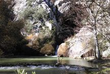 Walk of the Two Caves - The Guadiaro Valley