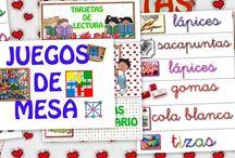 Recursos para el aula / by Escuela en la Nube
