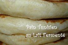 pain tunisien