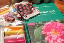 Nice goodies / Some more material for aromatherapy