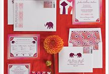 Marakesh Marrocoan / Marroco inspiration of invitation