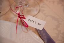 Alice in Wonderland Wedding / by Fashioned Events