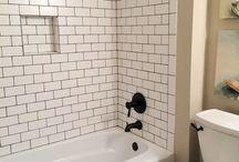 bathroom and en suite