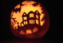 Kateřina Kloučková - Halloween pumpkin / Halloweenské dýně
