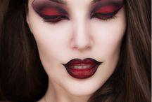 Makijaż czarownica