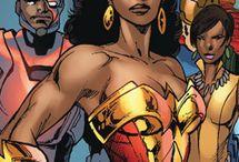 NUBIA Wonder Woman