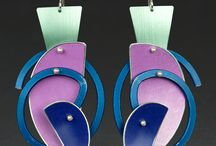 Carol Hsu / Colorful Anodized Aluminum Jewelry