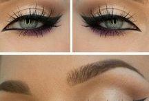 Maquiagem / Olho Marcado