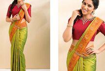 Blouse&sarees