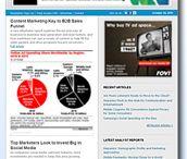Social Media Marketing Stats / Most recent statistics from social media marketing field.