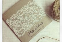 Wedding theme - invitations, bouquet, bridesmaides etc.