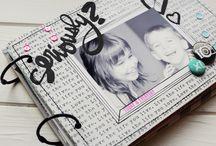 Inspiration mini album / Albumnes preciosisimos que veo por aqui