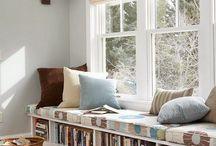 Home decor - bow window