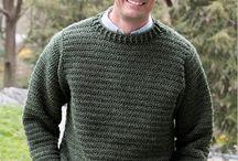 Brian garments to crochet