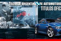 Escuela Argentina de Automotores - CAM