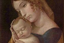 Ea: Andrea Mantegna / Andrea Mantegna (Isola di Carturo, 1431 – Mantova, 13 settembre 1506) è stato un pittore e incisore italiano.