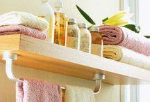 SDB/Bathroom / Des trucs à faire soi-même pour la salle de bain