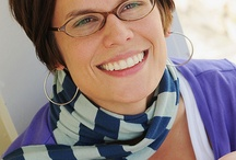 Guest Pinner: Amy of Mod Podge Rocks / Blogger who loves the color blue and sock monkeys. You can find me in public easily— I'm wearing glasses and lots of stripes. I primarily blog at Mod Podge Rocks and Decor Hacks (a few other places too). http://modpodgerocksblog.com / by Plaid Crafts
