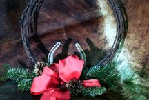 Horseshoe Ideas / by Diane Gosmire-Gilbertz