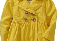 Toddler Girl Clothes / by Sara Hackney