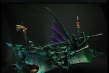 Dark Eldar Models