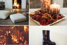 Fall/Autumn(all the cosy stuff)