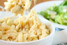 Comfort Food ~ Mac & Cheese