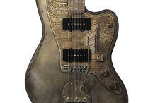 James Trussart Guitars