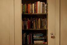 Bookshelves / Idéias para a biblioteca dos sonhos