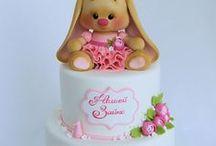 Детские торты (tartas para niños)