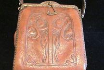 Leather purses