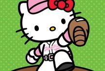 Hello Kitty- All Things Hello Kitty Stuff I love&Wanttt / by Katie Corkill