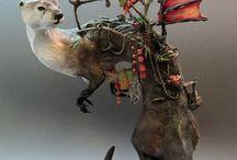 Ellen Jewett / A kedvenc művészem. Zseniális. Elképesztő fantázia.