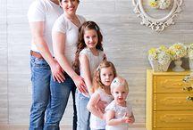 Фотосессия большая семья1