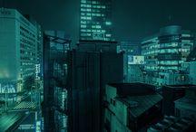 Anime/Manga Background