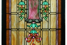Stained Glass Glory / Stained glass is an art like no other, in that it needs light to really live.  It is a beautiful form that has transcended centuries and purpose.