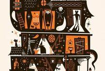 Halloween Graphics & Design