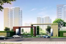 Orris Infrastructure Greenopolis / Greenopolis is an innovatively designed habitat integrating open green areas, social spaces and infrastructure in an environmentally sustainable way.