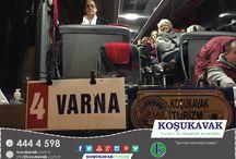 Varna / Bulgaristan / Varna Turu - 2016