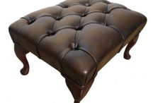 Chesterfield: Footstools