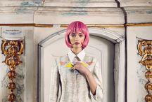 APIA & PLICH  wiosna-lato 2015 / Pokaz mody. Kolekcja Plich ss 2015.