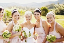 Fabulous Bridal Parties / Real Wedding Photos from Joielle customers! / by Joielle