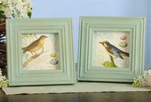 Decor - Spring and Easter  / by Susan Wodicka