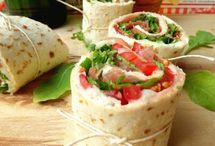 Ricette salate - stuzzichini