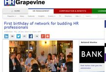 myHRcareers in the press! / Thanks for reading, writing & sharing word about myHRcarees in the HR press!