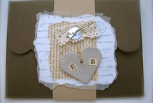 Stationery~Wrap~Tag / by June Brown