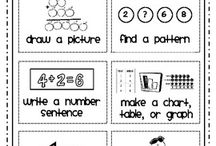 Pre-K, K, 1, 2 Math stuff / by Janet E. Smith