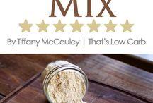 Baking - Low Carb